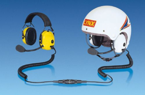 ADD ON HEADSET - HELMET PACKAGE G3 (PNR) PASSIVE NOISE REDUCTION
